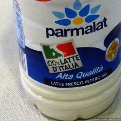 Latte fresco