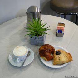 Cappuccino e paste